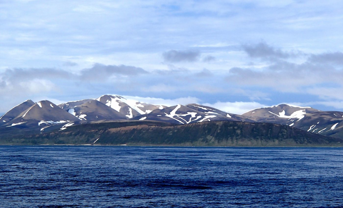 Commander Islands