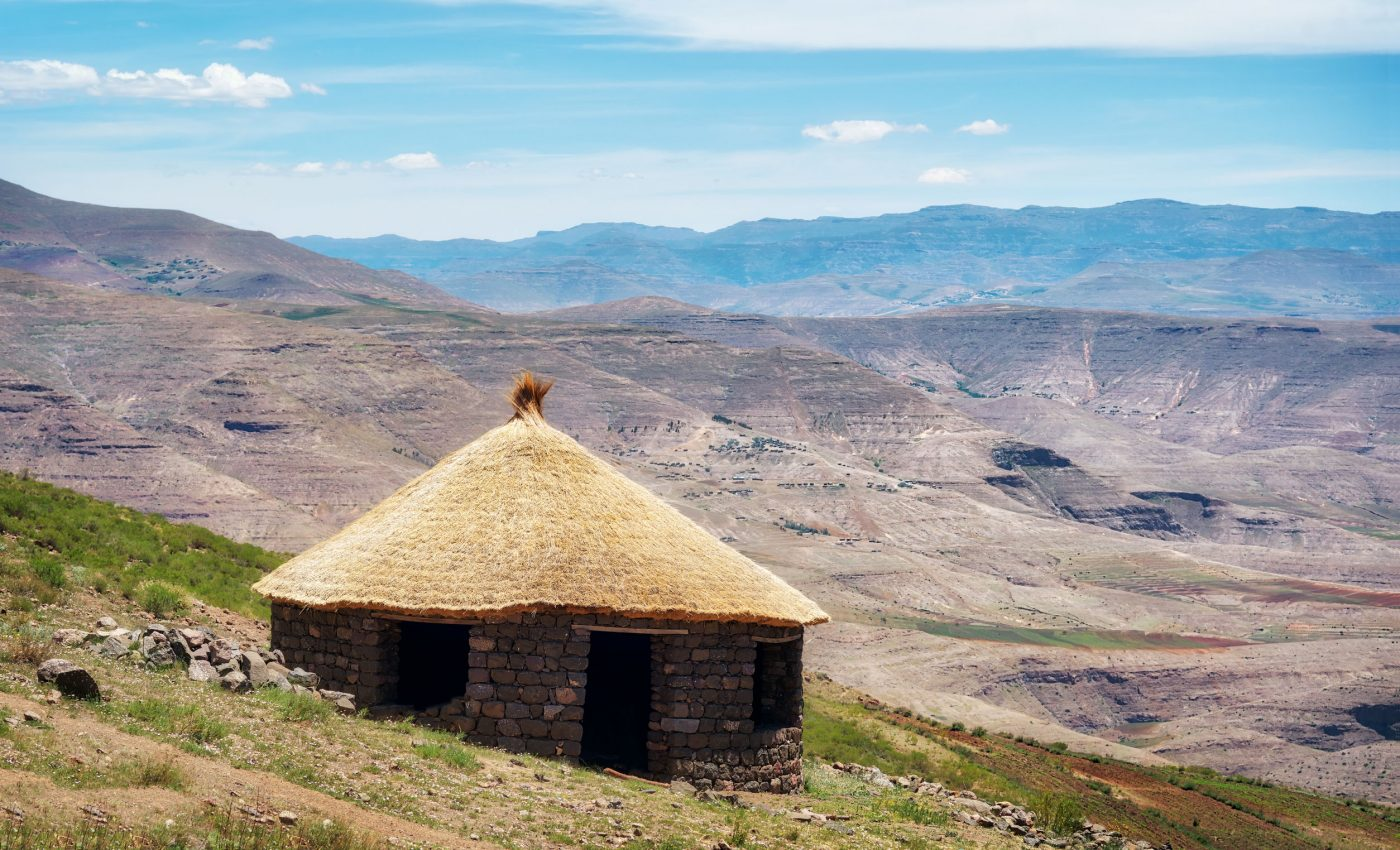 South Africa and Lesotho
