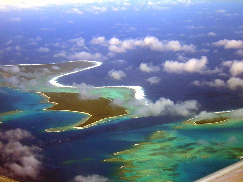 Tonga Islands, South Pacific Ocean