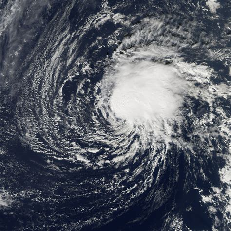 Tropical Storm Zeta in the mid Atlantic Ocean