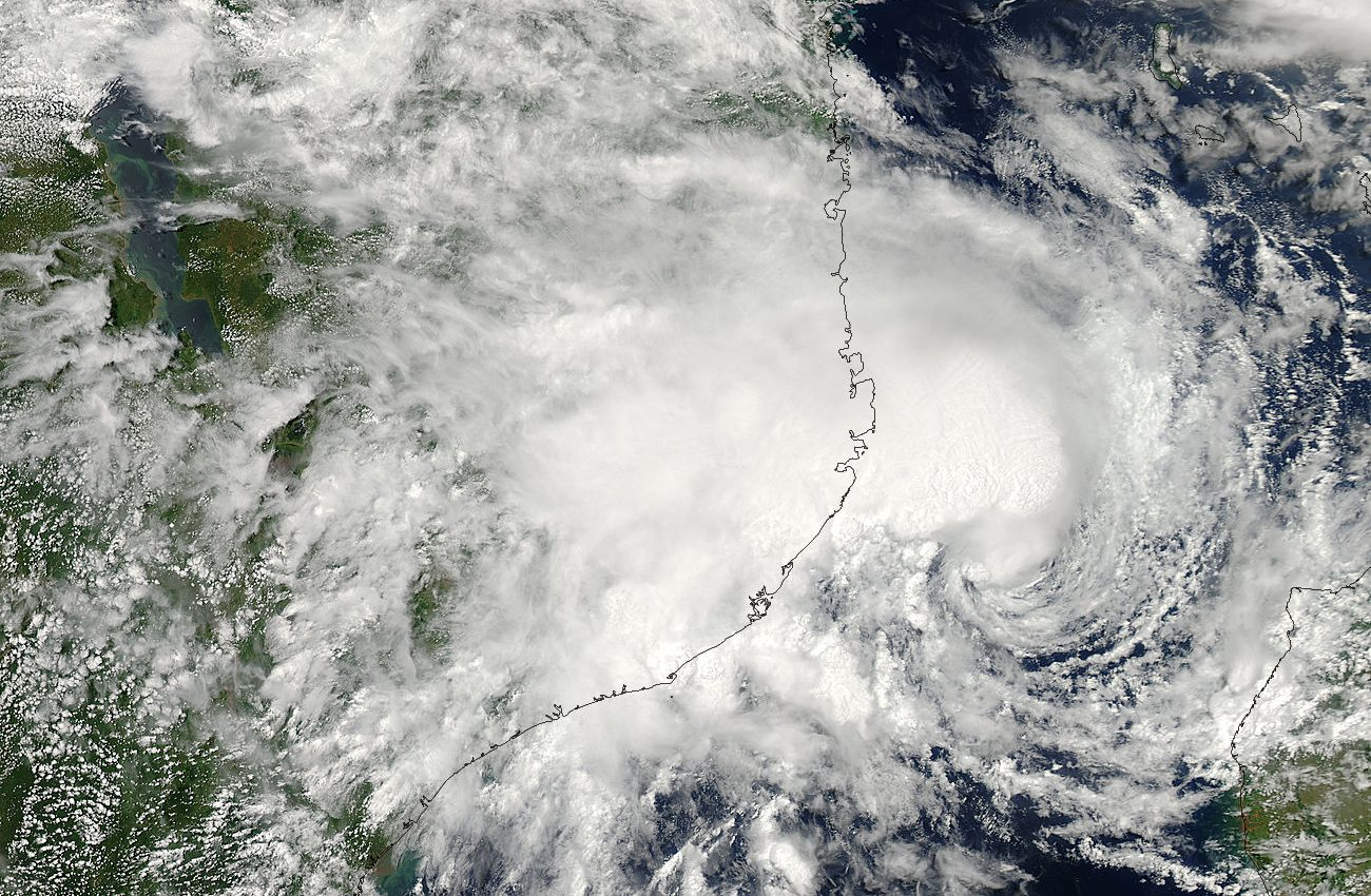 Tropical Cyclone Boloetse in the Mozambique Channel