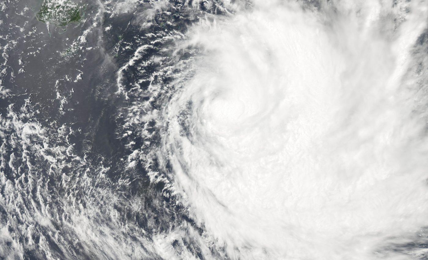Tropical Cyclone Vaianu