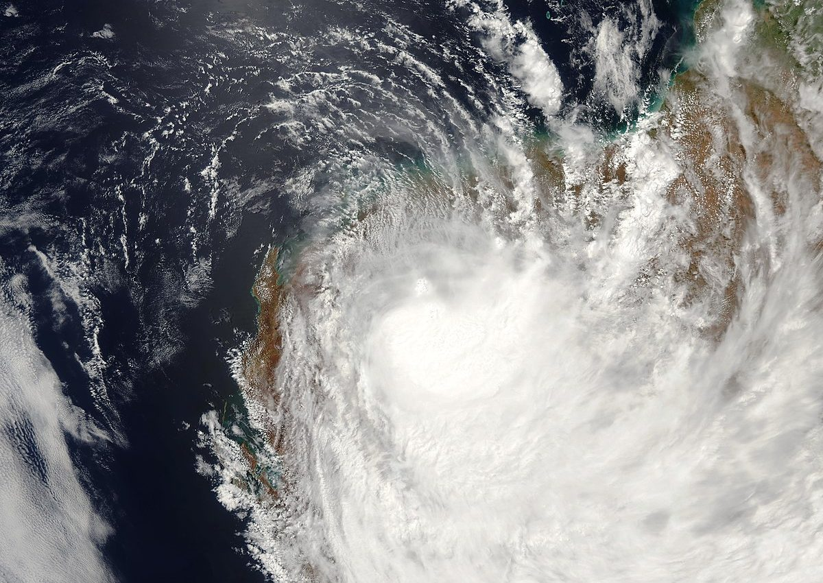 Tropical Cyclone Emma
