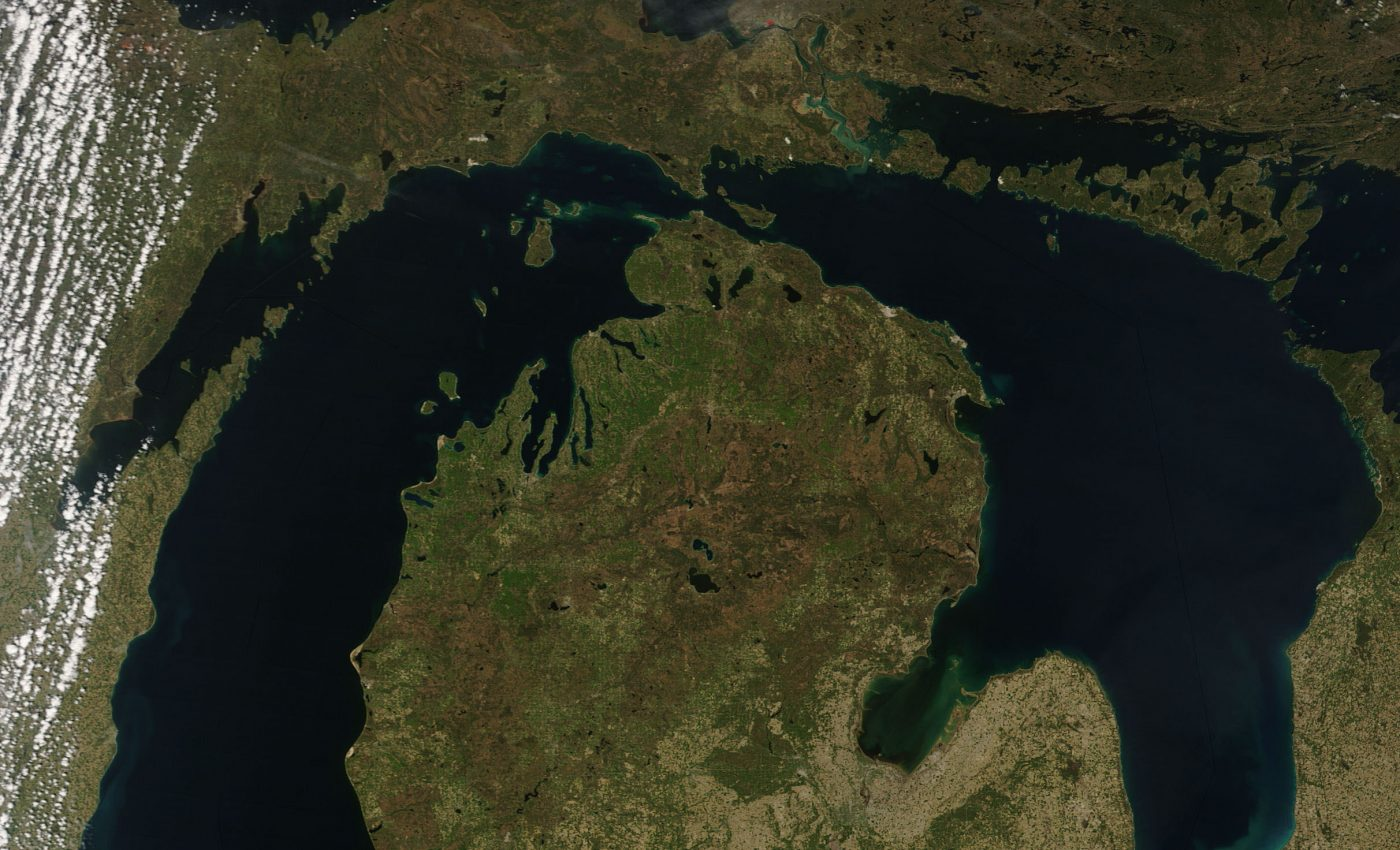 The Great Lakes Region
