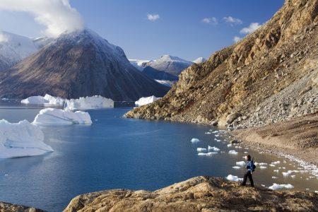 July 17, 2007 - Eastern Greenland, Summer Thaw