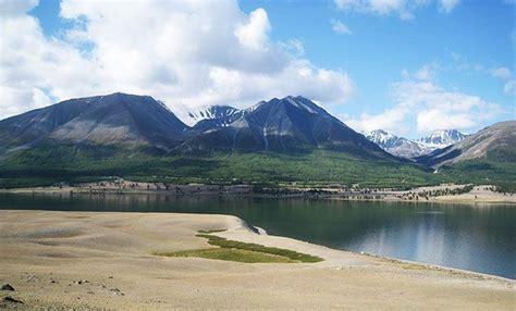 Uvs Nuur Basin, Mongolia