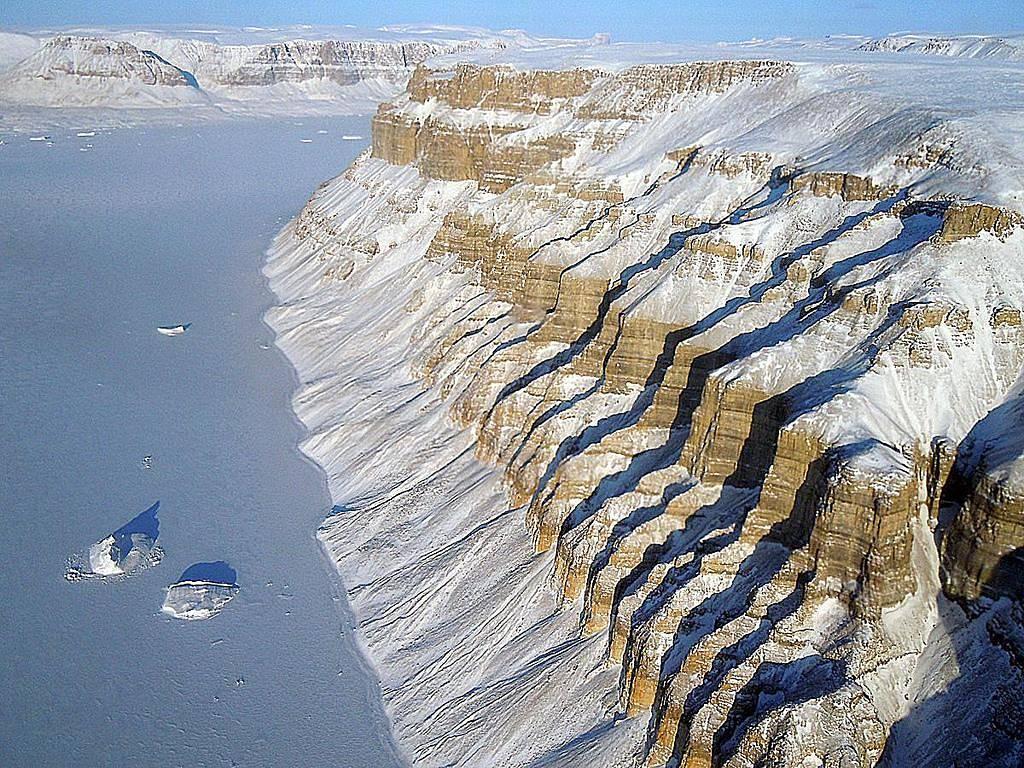 Northwest Greenland Canyons