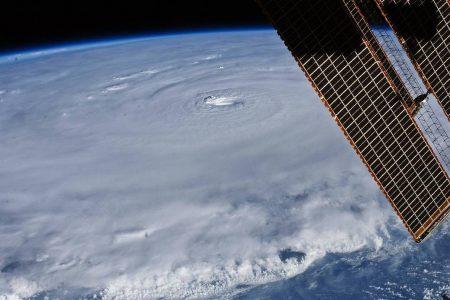 Hurricane Earl: The Astronaut View