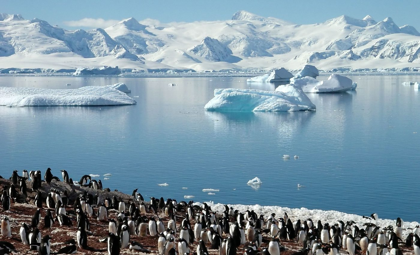 Antarctica and Sea Ice