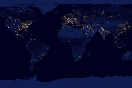 NASA-NOAA Satellite Reveals New Views of Earth at Night