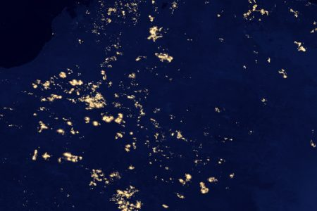 Wildfires Light Up Western Australia