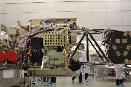 Integration and Testing of the GPM Core Observatory