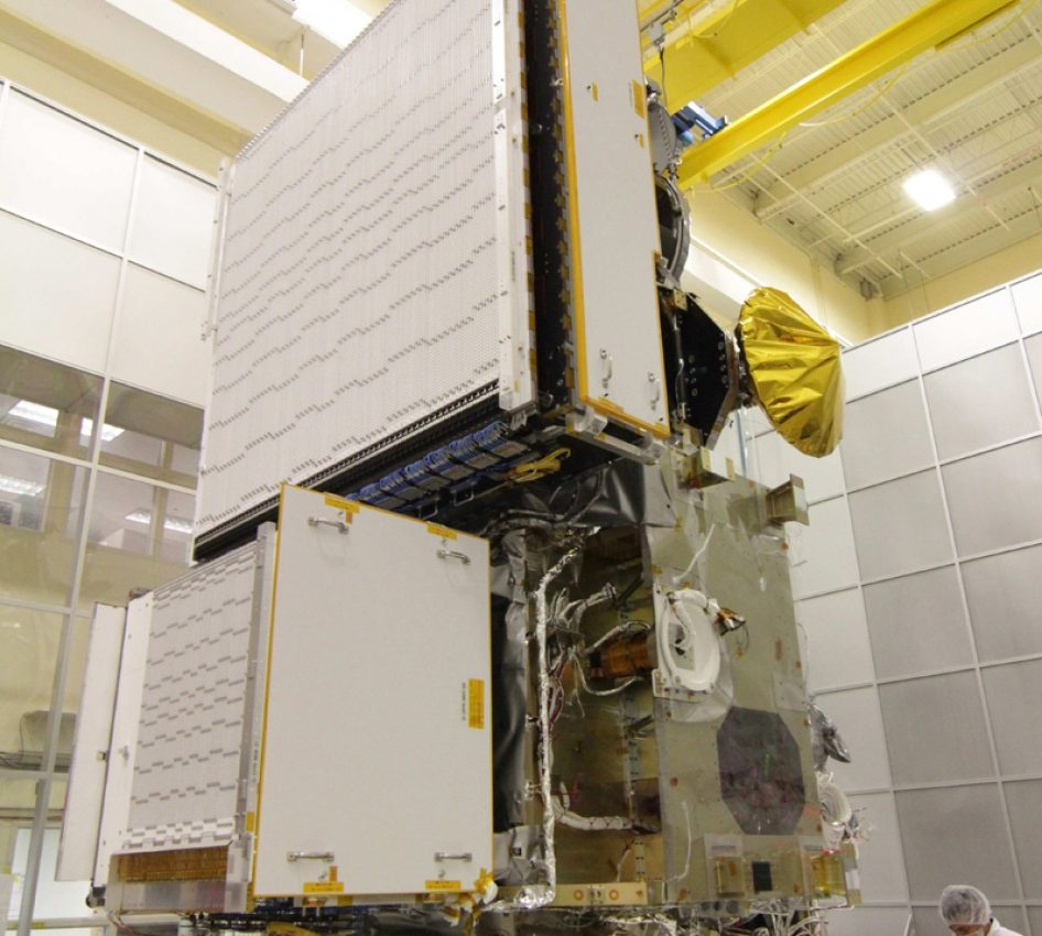 DPR Integrated onto the GPM Core Observatory