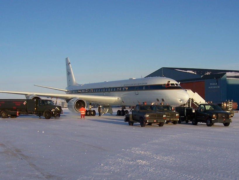 The Greenland Airfield