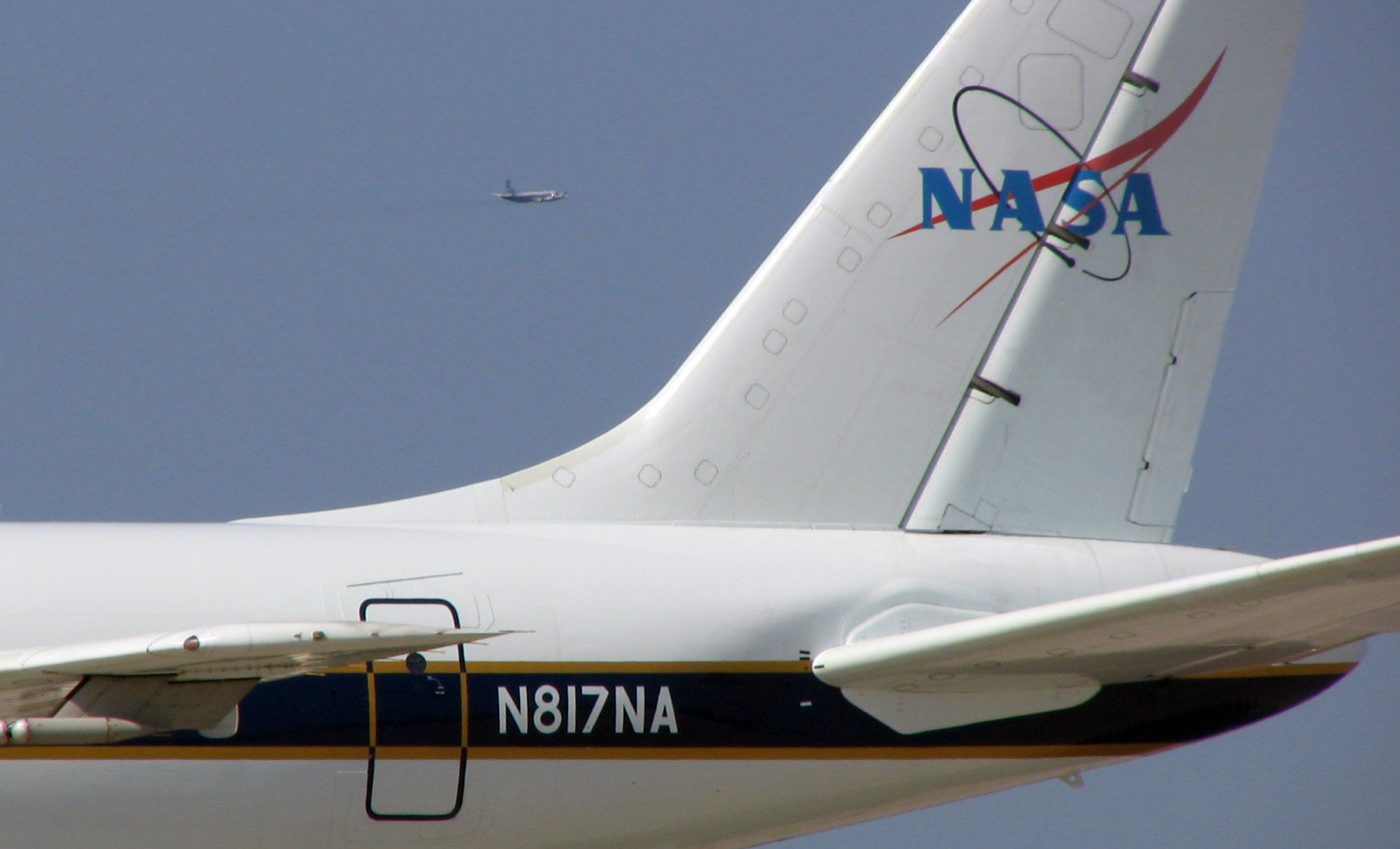 NASA Aircraft