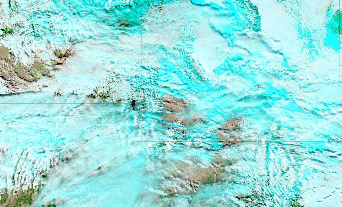 Snow in Western United States