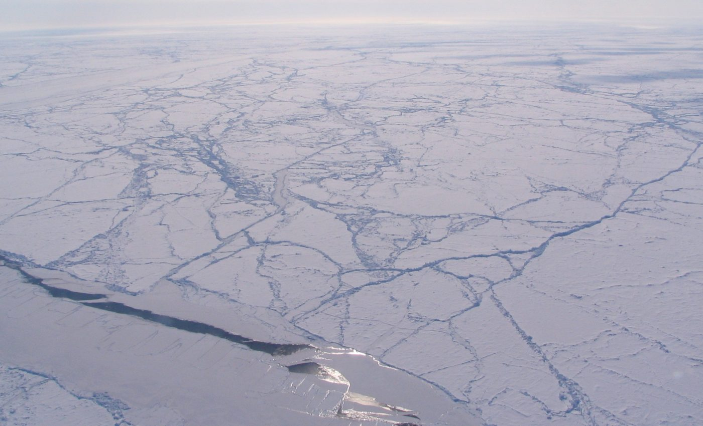 NASA Scientists Part of Arctic Sea Ice Study