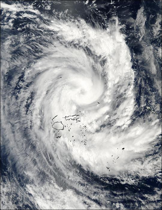 Tropical Cyclone Ami