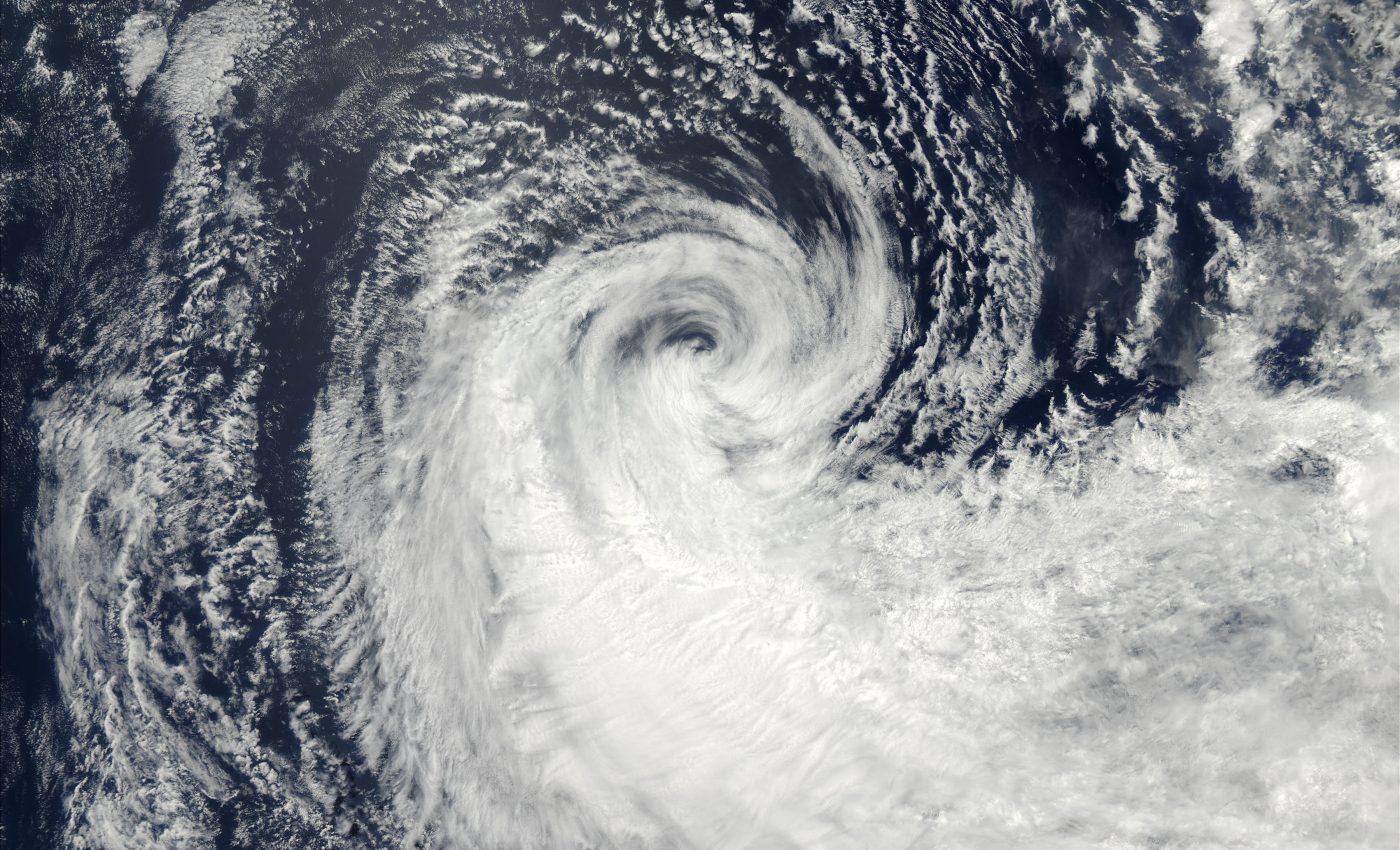 Tropical Cyclone Dovi (15P) Southeast of Tonga, Pacific Ocean