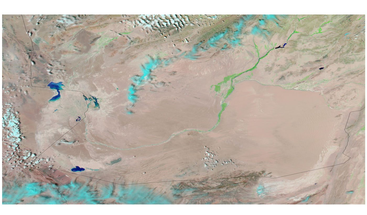 Floods in Southern Afghanistan