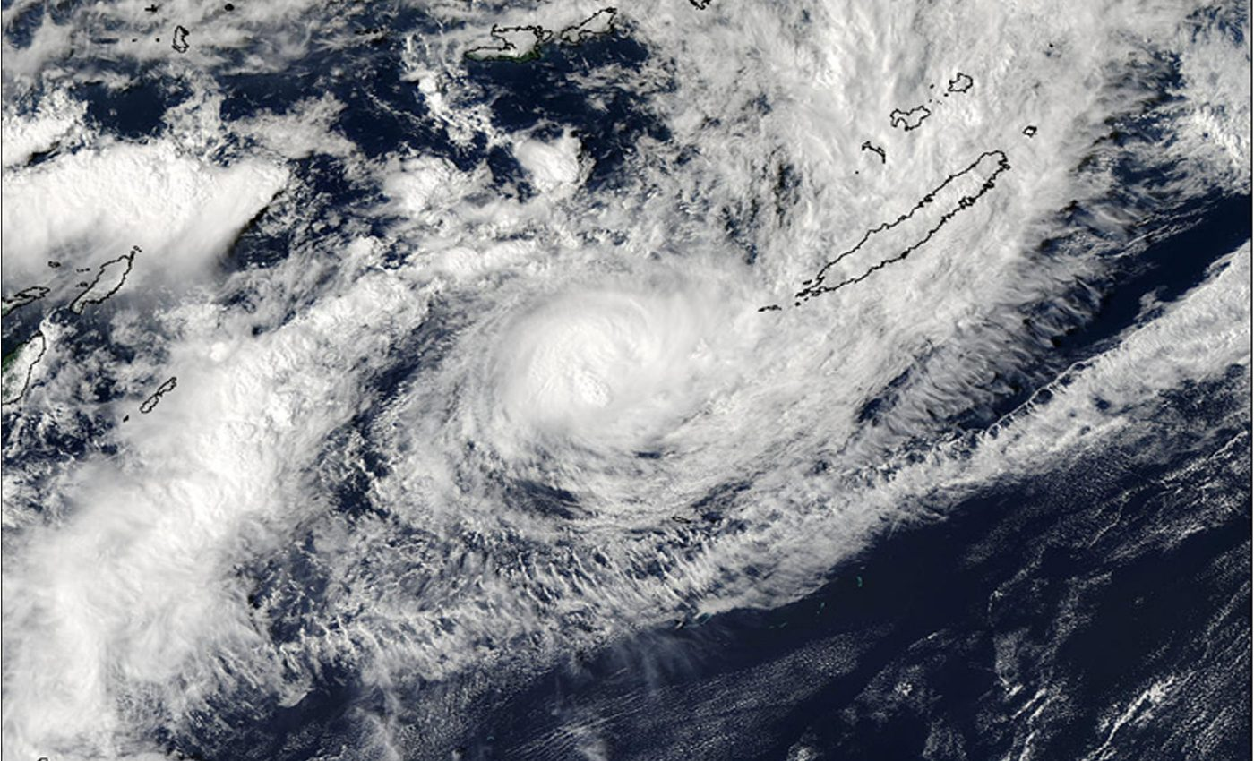 Tropical Cyclone Gina