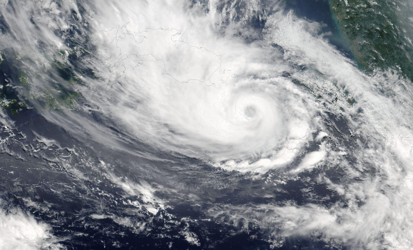 Tropical Cyclone Soudelor (07W), Philippine Sea
