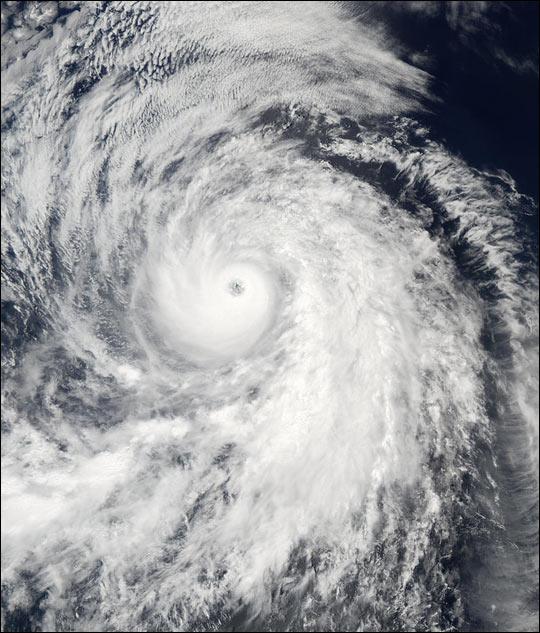 Hurricane Fausto