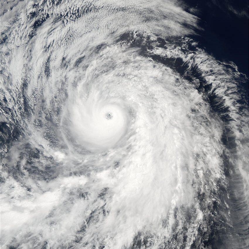 Hurricane Fausto, Eastern Pacific Ocean