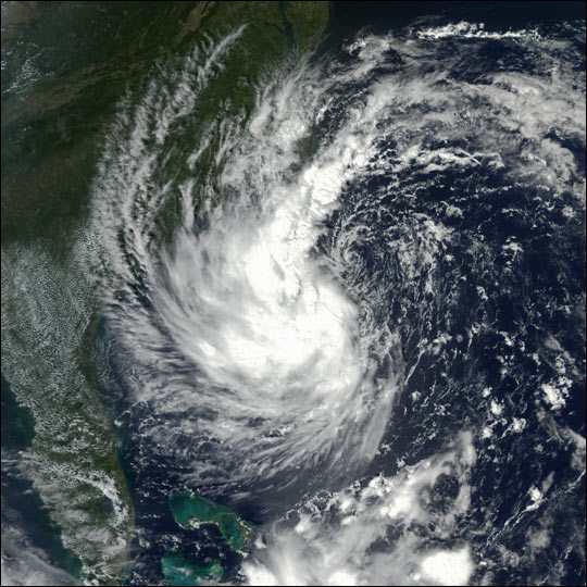 Tropical Storm Gustav