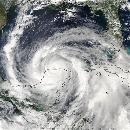 Tropical Storm Isidore