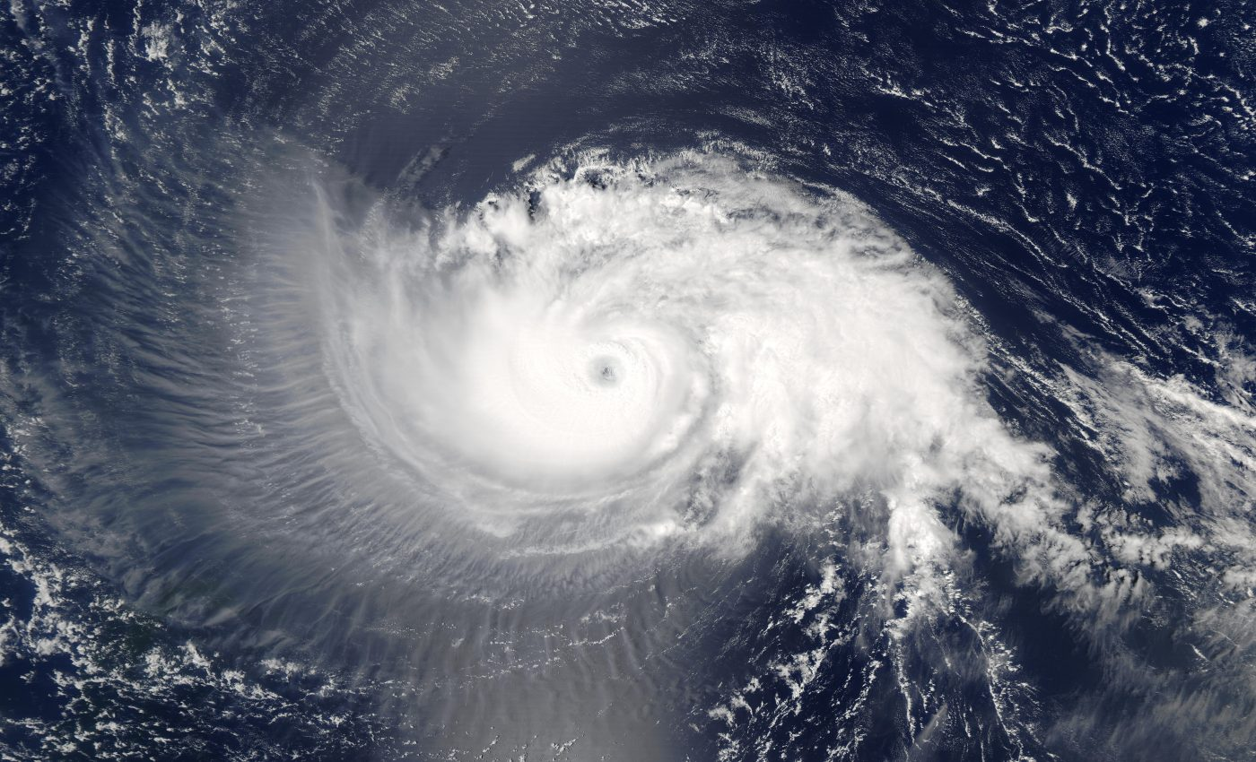 Hurricane Isabel, North Atlantic Ocean