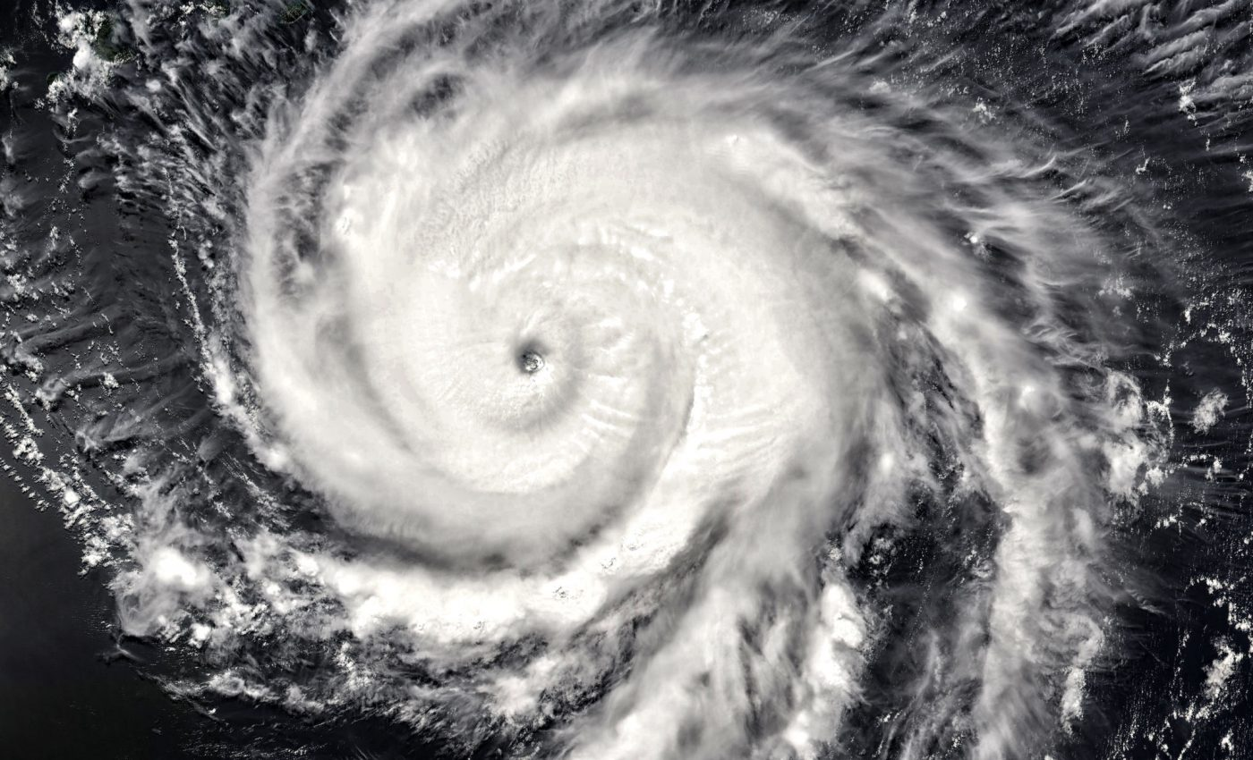 Cyclone Percy
