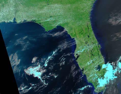 Train of Hurricanes Floods Florida