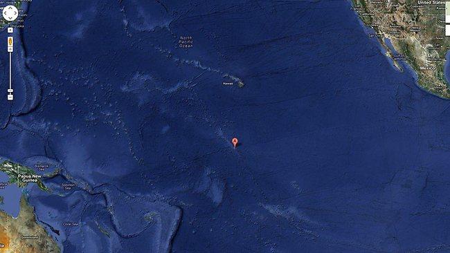 Kiribati Islands, Pacific Ocean