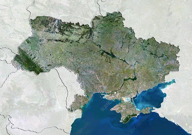 The Ukraine Coast