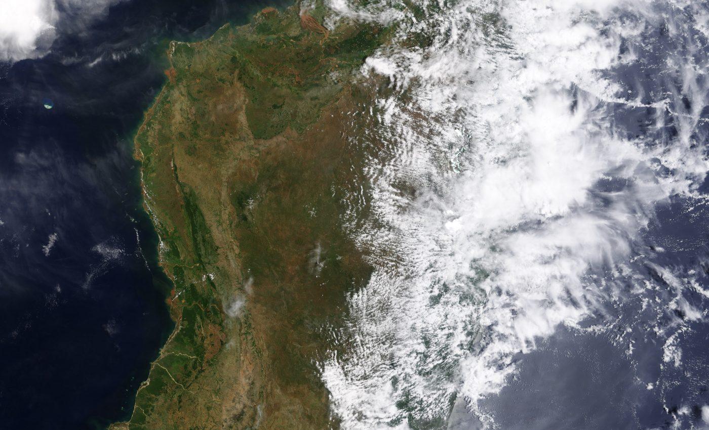 Floods in Madagascar