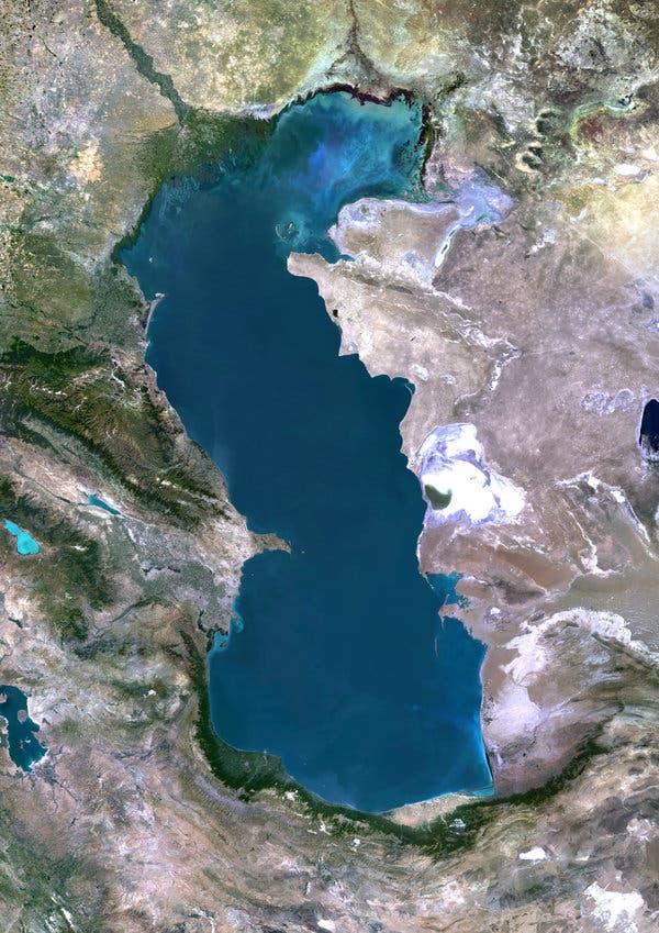 The Caucasus-Caspian Region