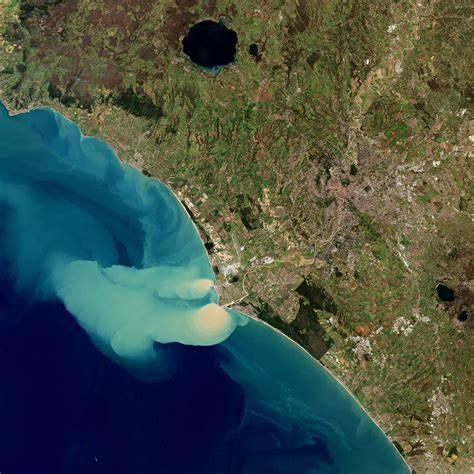 Turbid Waters off Florida