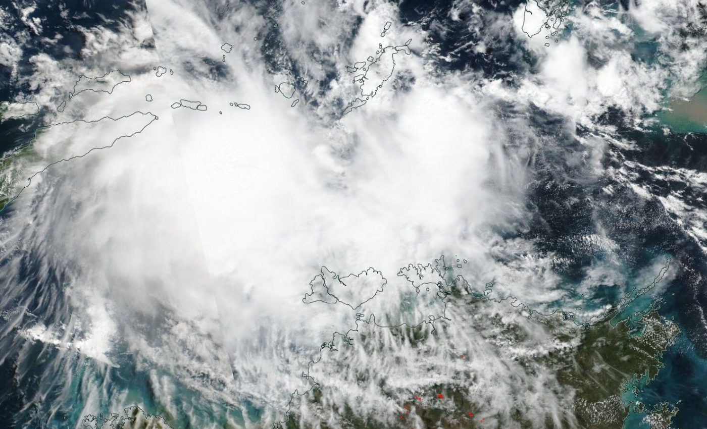 Tropical Cyclone hanna