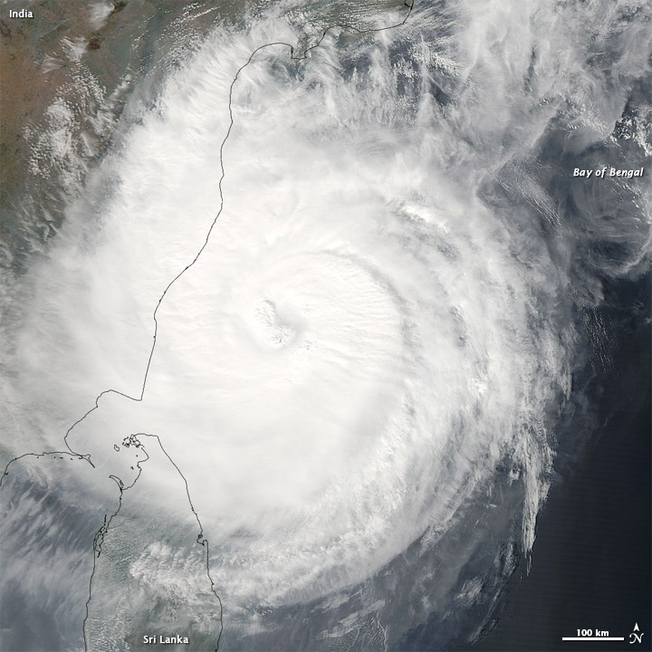 Tropical Cyclone Thane