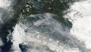Fires in British Columbia, Canada