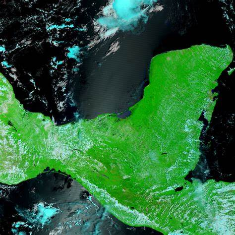 Flooding in Southern Mexico