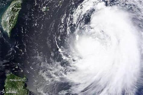 Typhoon Fanapi