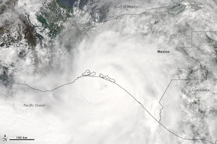 Barbara Ushers in a Potentially Busy Hurricane Season