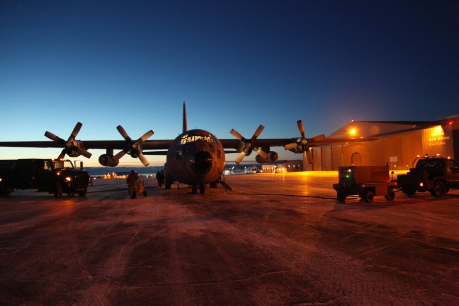 C-130 Completes Its First NASA Mission