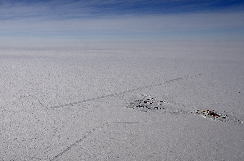 Concordia Station at Dome C