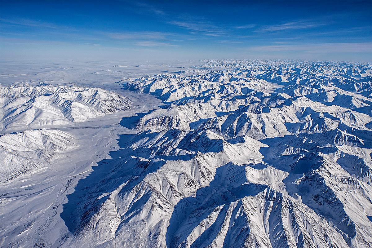 Alaska's Brooks Range