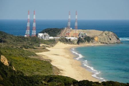 Global Precipitation Measurement Mission Launch Site at JAXA's Tanegashima Space Center