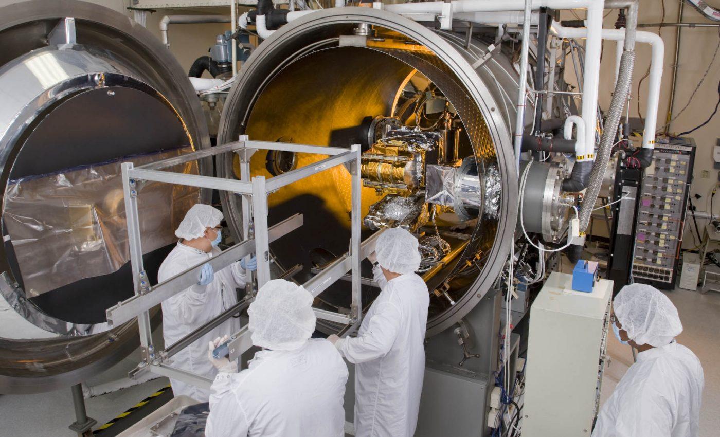 NOAA's JPSS CERES Instrument Completes Testing