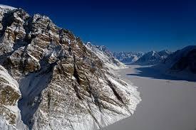 Nordenskiold Glacier, East Greenland
